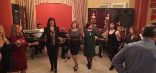 Την Παρασκευή 27 Φεβρουαρίου ο Σύλλογος Εκπαιδευτικών Πρωτοβάθμιας Εκπαίδευσης Ν. Χαλκιδικής «Ο Αριστοτέλης» πραγματοποίησε τον ετήσιο χορό του, κατά την διάρκεια του οποίου τιμήθηκαν οι εκπαιδευτικοί που συνταξιοδοτήθηκαν κατά το […]