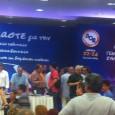 24 Ιουνίου 2013 Αθήνα, η τρίτη βραδιά της 83ης Γενικής Συνέλευσης της Ομοσπονδίας και είναι πλέον πασιφανές πως η ισορροπία μεταξύ των »κυβερνητικών» παρατάξεων, της ΔΑΚΕ και της ΠΑΣΚ-ΔΗΣΥ έχει […]